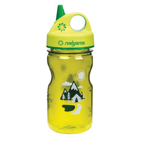 Nalgene Everyday Grip-n-Gulp Drikkeflaske 350ml gul